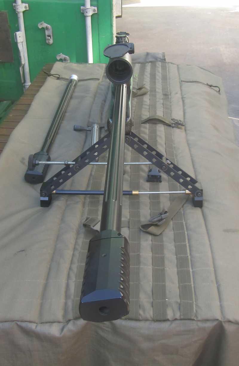 7)Карабин К-14-S СВЛК .338LM, .408CT