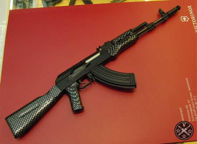 7)Картинки с выставки «Arms & Hunting» - оружейные миниатюры