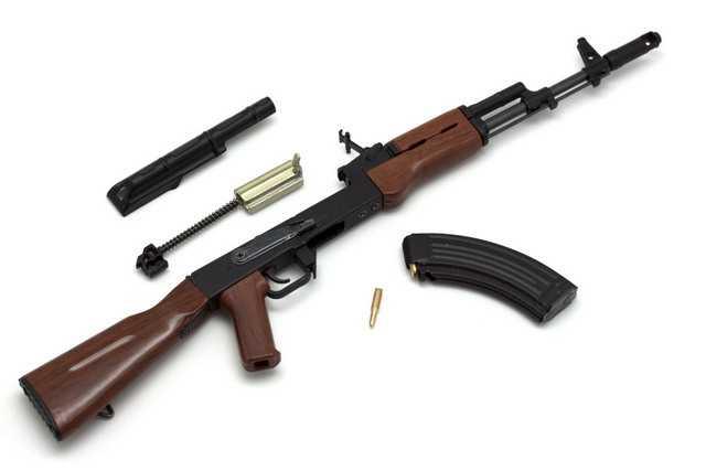 8)Картинки с выставки «Arms & Hunting» - оружейные миниатюры