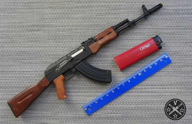 3)Оружейные миниатюры 2