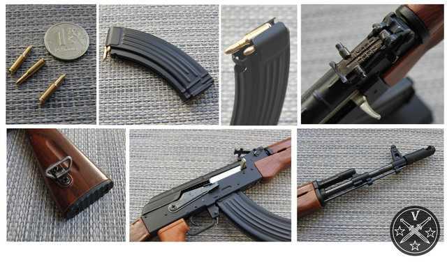 4)Оружейные миниатюры 2