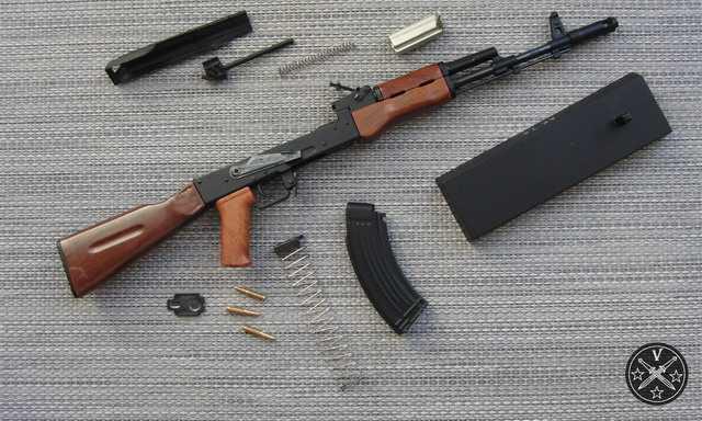5)Оружейные миниатюры 2