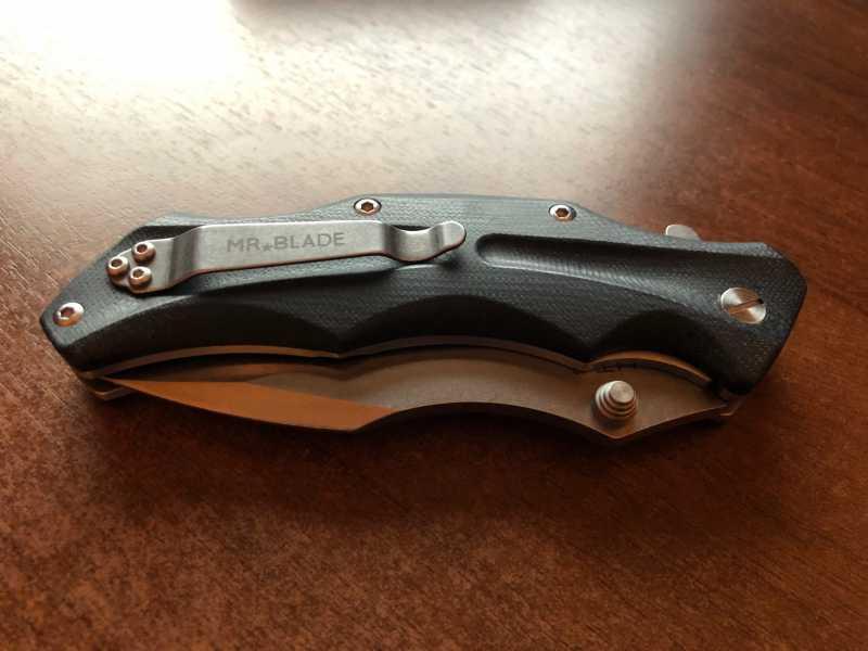 2)Mr.Blade HT-1