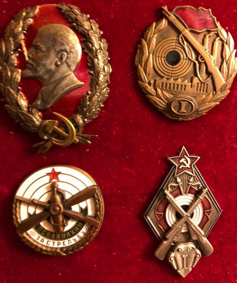 11)Знаки эпохи СССР 1924-1940 годов