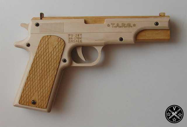 9)Деревянный арсенал – Кольт 1911