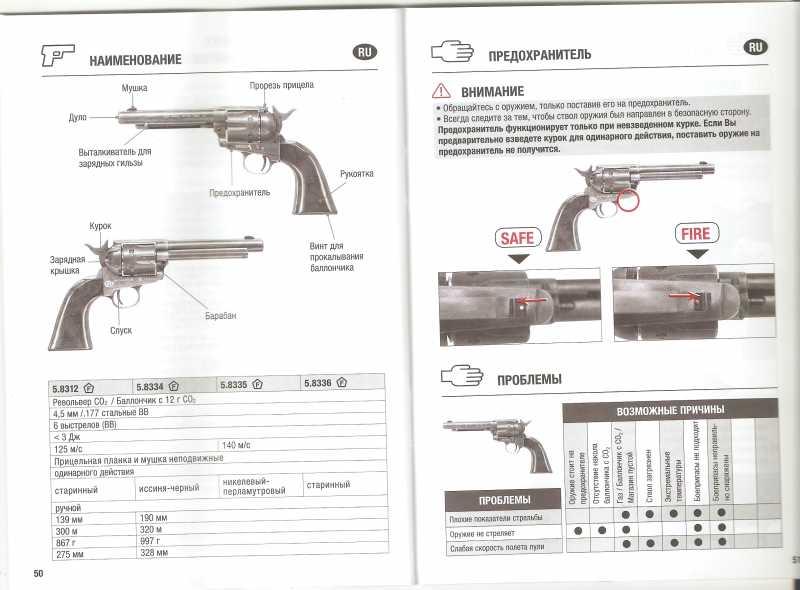 5)Обзор и впечатления о Umarex Colt Single Action Army (Миротворец, Фронтир, Шестизарядник)