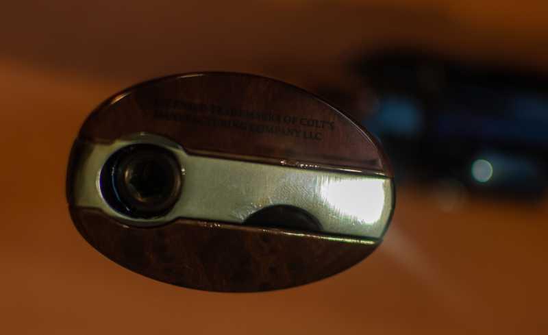 12)Обзор и впечатления о Umarex Colt Single Action Army (Миротворец, Фронтир, Шестизарядник)