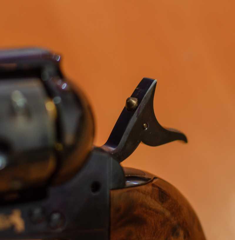 27)Обзор и впечатления о Umarex Colt Single Action Army (Миротворец, Фронтир, Шестизарядник)
