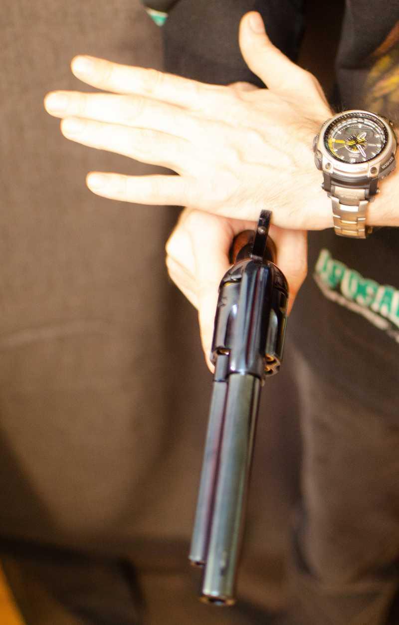 33)Обзор и впечатления о Umarex Colt Single Action Army (Миротворец, Фронтир, Шестизарядник)