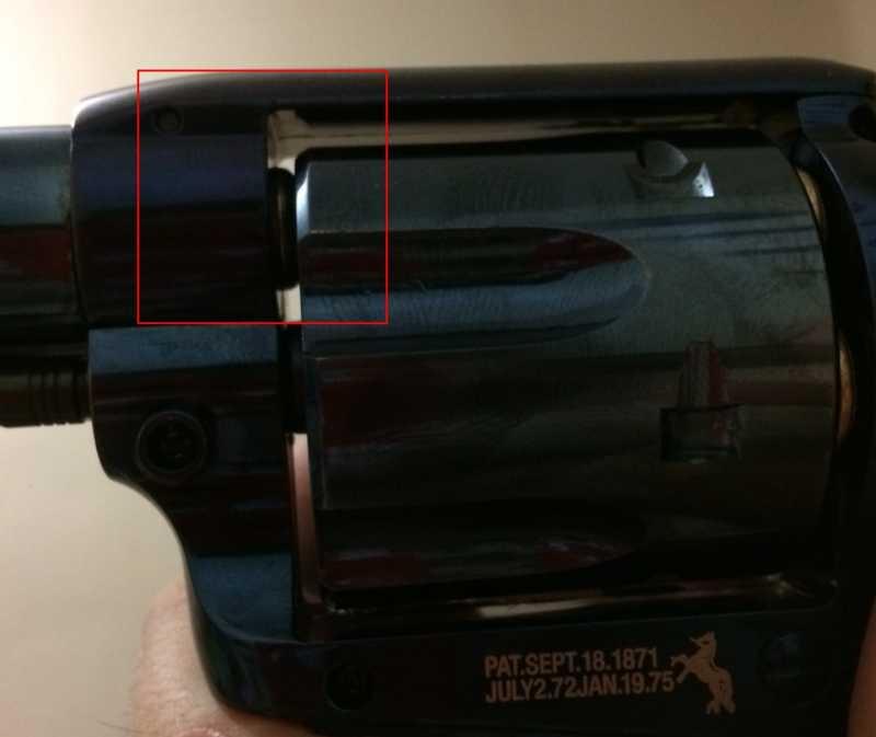 18)Обзор и впечатления о Umarex Colt Single Action Army (Миротворец, Фронтир, Шестизарядник)