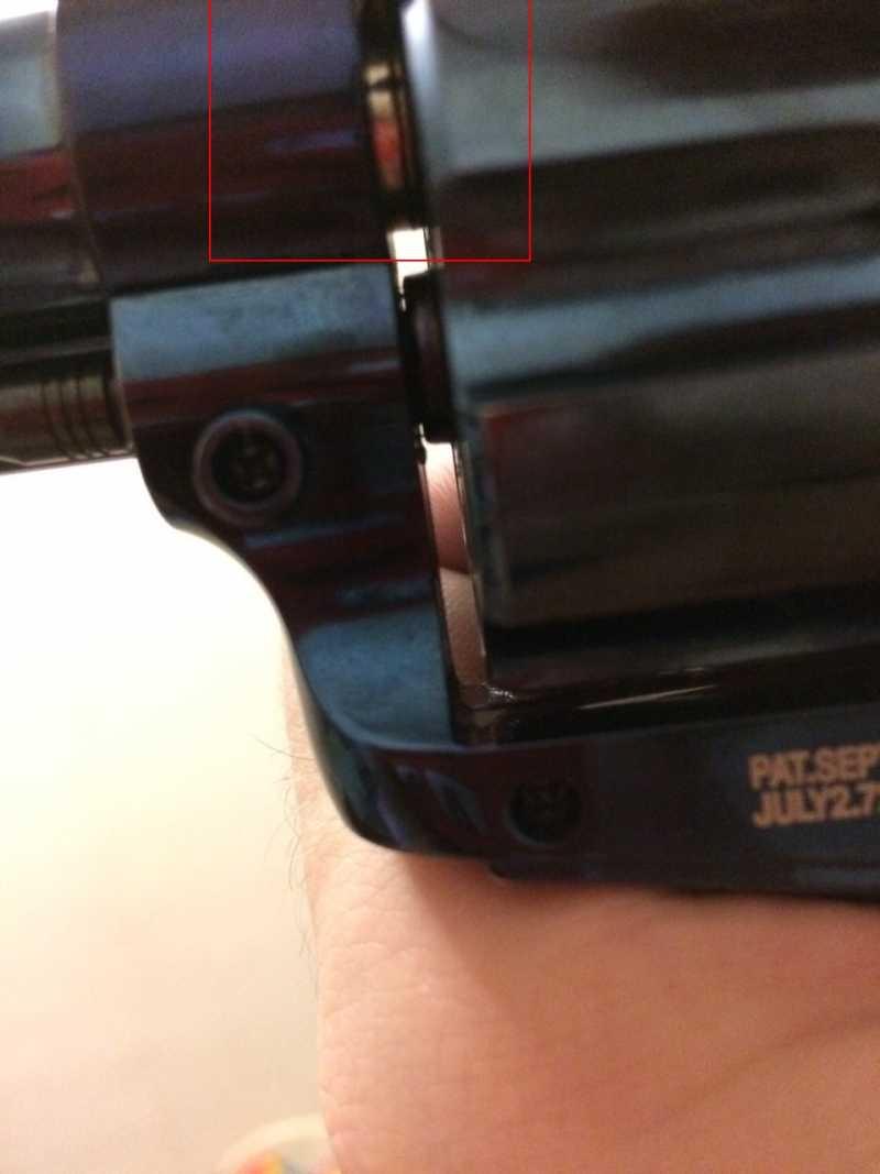 19)Обзор и впечатления о Umarex Colt Single Action Army (Миротворец, Фронтир, Шестизарядник)