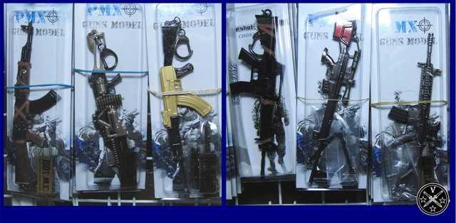 1)Еще раз об оружейных миниатюрах