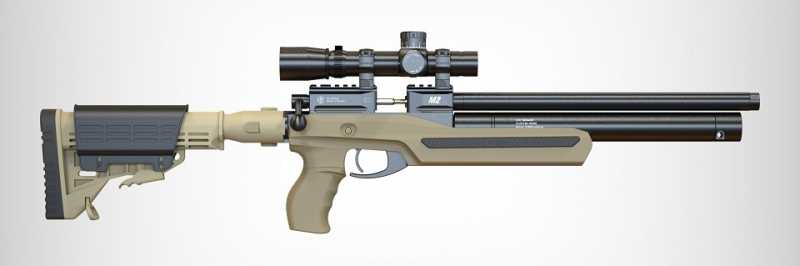 Особенности PCP винтовок