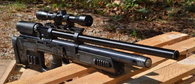 Как выбрать винтовку PCP