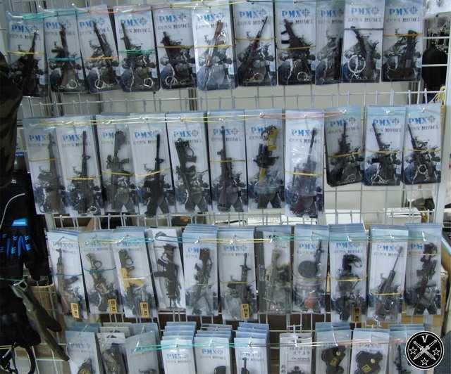 3)Еще раз об оружейных миниатюрах