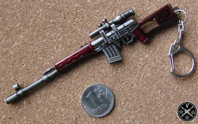 7)Еще раз об оружейных миниатюрах
