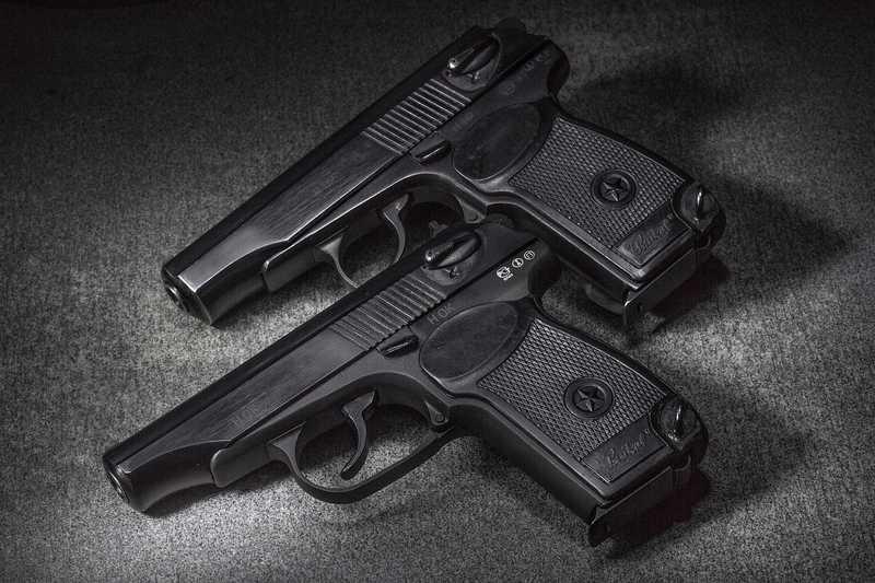 Газовые пистолеты в Air-Gun