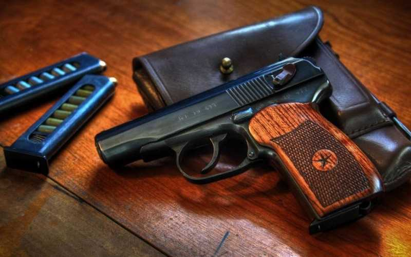 Служебные пистолеты в Air-Gun