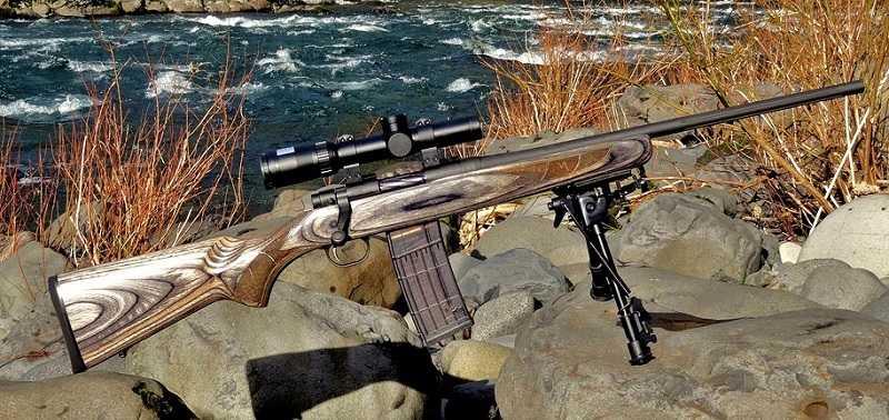 Нарезное оружие в Air-Gun
