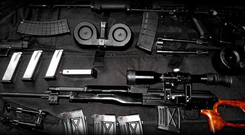 Запчасти для тюнинга оружия в Air-Gun