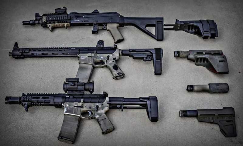 Тюнинг оружия в Air-Gun