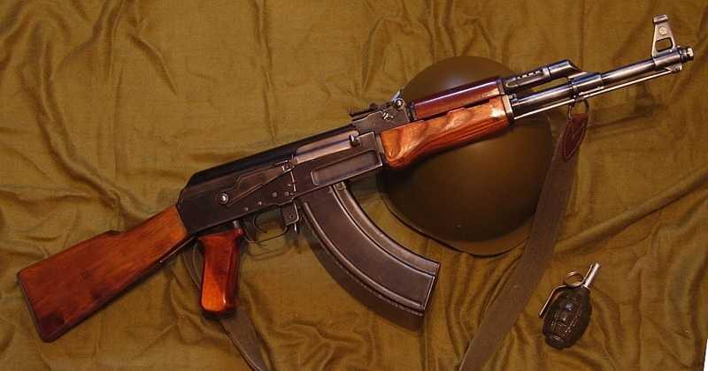 Макеты оружия в Air-Gun