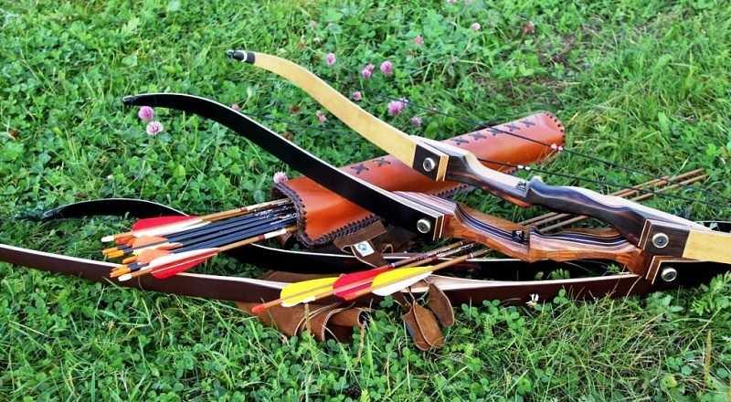 Луки для стрельбы в Air-Gun