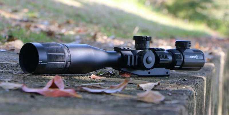 Оптические прицелы в Air-Gun
