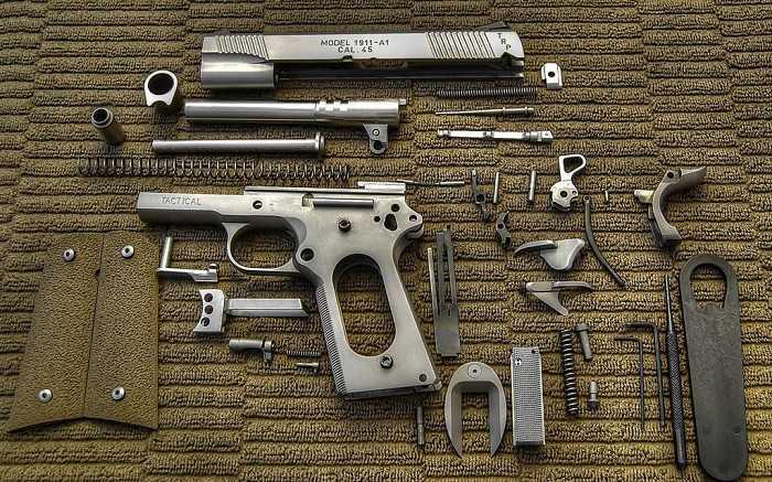Запчасти для оружия в Air-Gun