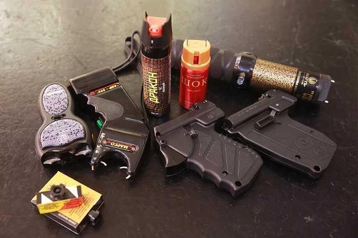 Средства для самообороны в Air-Gun