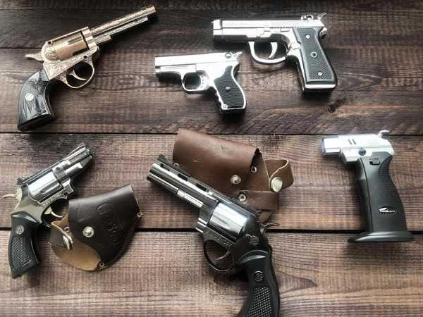 Оружейные сувениры в Air-Gun