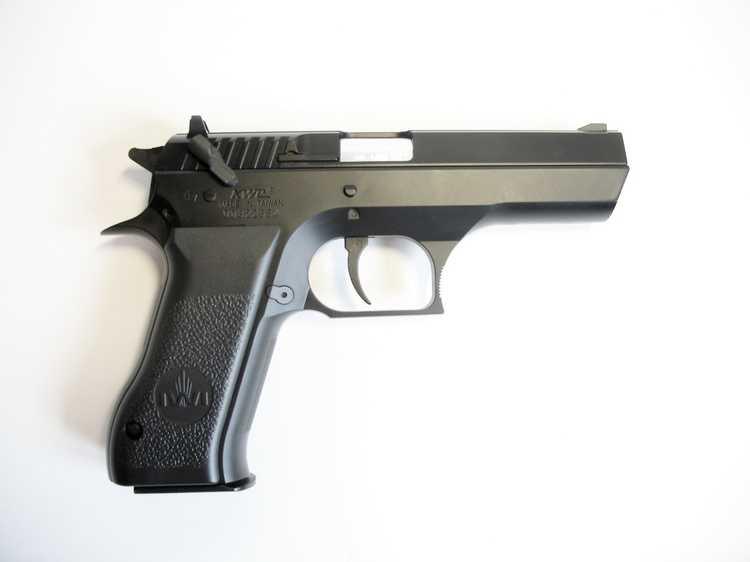 13)Пневматический пистолет Cybergun Jericho 941: Взгляд и первое знакомство.