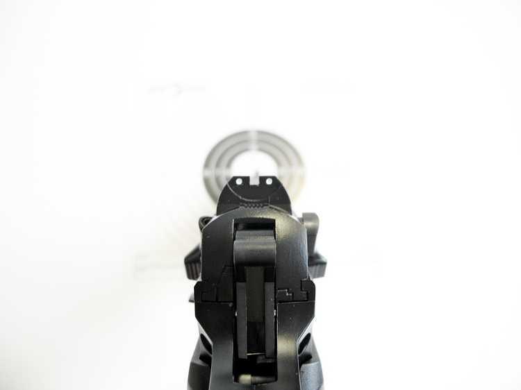 16)Пневматический пистолет Cybergun Jericho 941: Взгляд и первое знакомство.