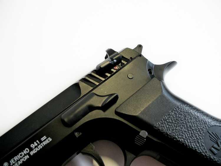 19)Пневматический пистолет Cybergun Jericho 941: Взгляд и первое знакомство.