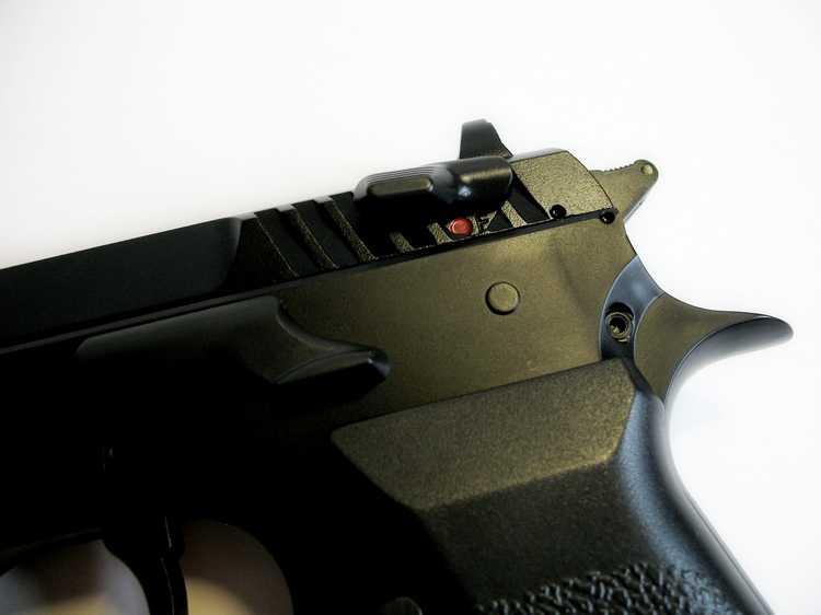 20)Пневматический пистолет Cybergun Jericho 941: Взгляд и первое знакомство.