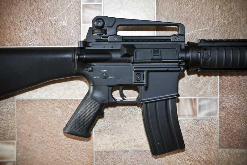 5)D-Boys - M16А4 R.I.S. (0041-369-5581M)