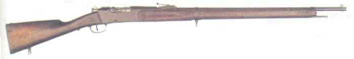 4)7,62-мм магазинная винтовка системы Мосина