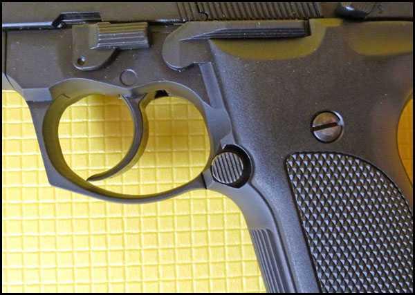 4)Обзор пистолета Umarex Walther CP88