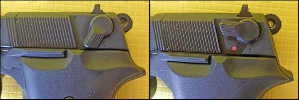 5)Обзор пистолета Umarex Walther CP88