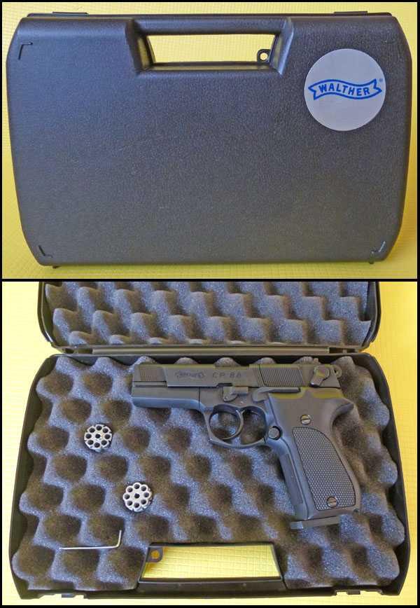 14)Обзор пистолета Umarex Walther CP88