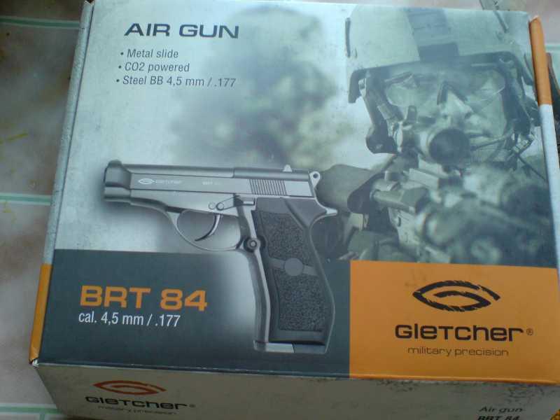 1)Пришел заказ! (пневматический пистолет)