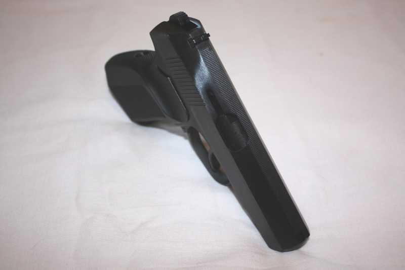 35)Разновидности пистолета МР-654к