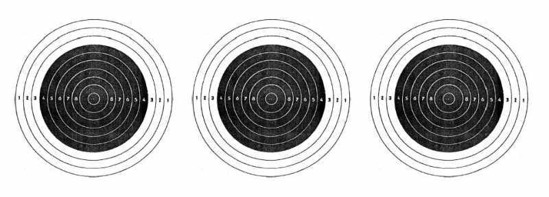 3)Различные испытания по стрельбе