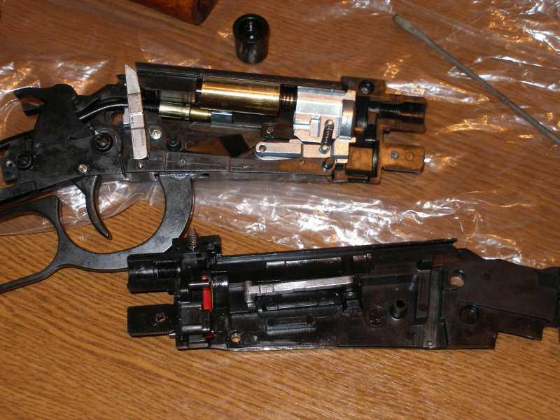 4)Муки выбора пневматической винтовки