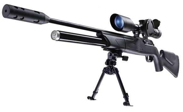 11)Муки выбора пневматической винтовки