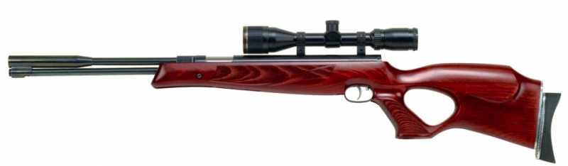 19)Муки выбора пневматической винтовки