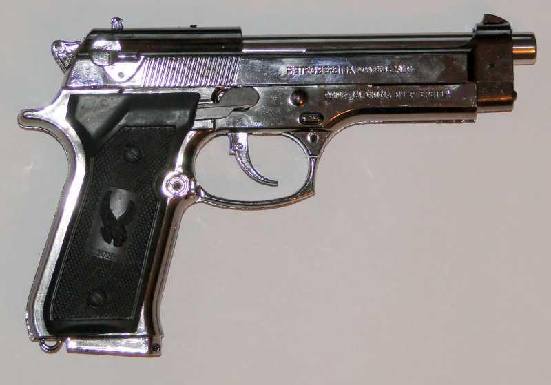 1)Beretta lighter - обзор