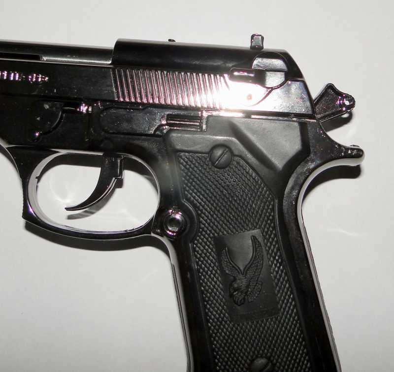 5)Beretta lighter - обзор