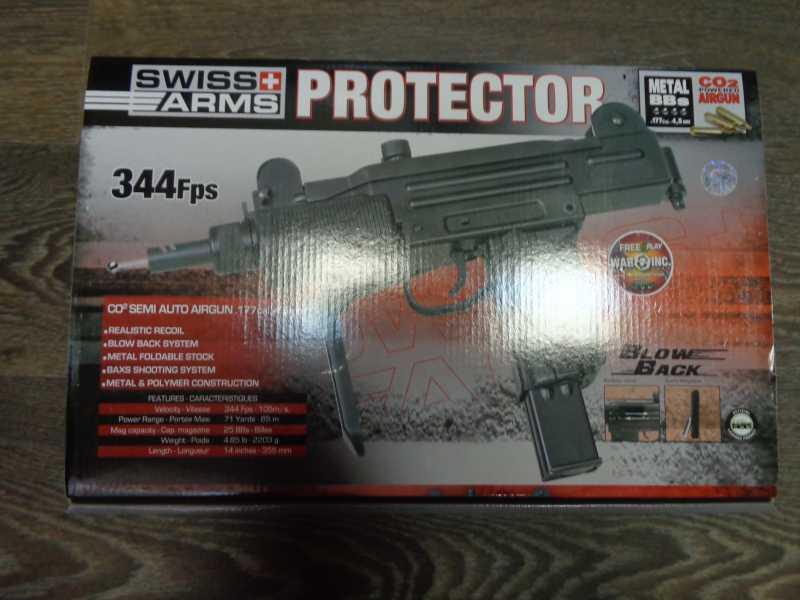 1)Обзор Swiss Arms SA Protector