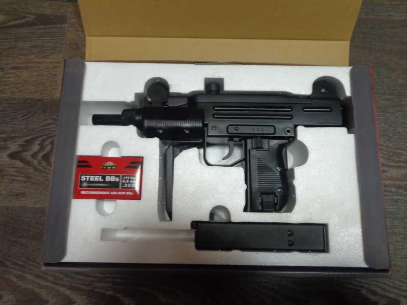 2)Обзор Swiss Arms SA Protector